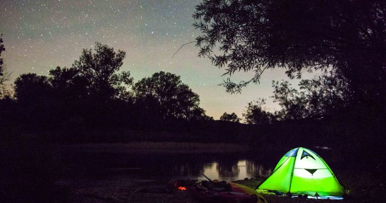 7 Tips for an Overnight Paddling Trip