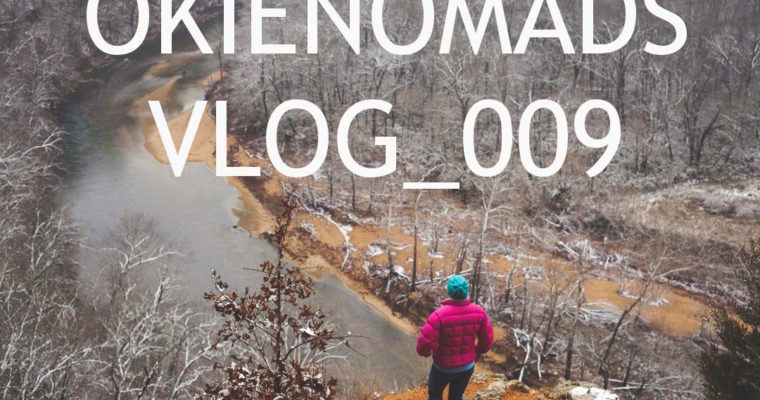 New VLOG Episode: Christmas with the Okienomads